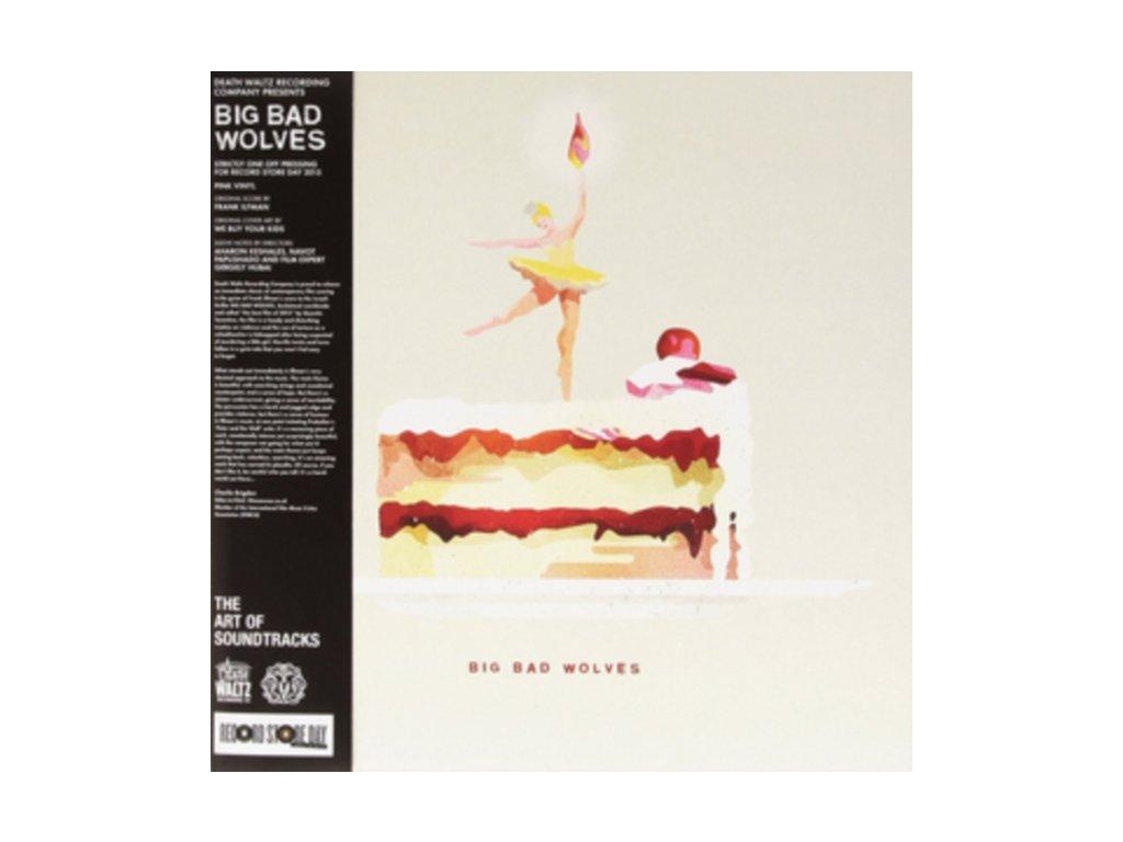 FRANK ILFMAN - Big Bad Wolves (LP)