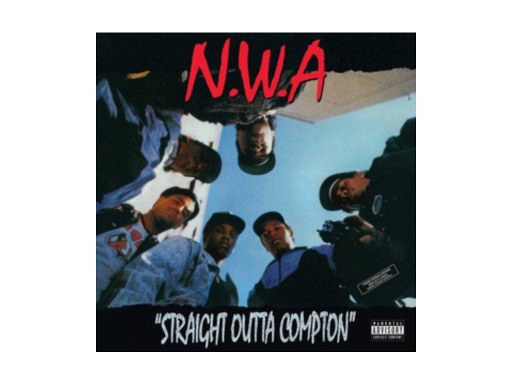 NWA - Straight Outta Compton (LP)