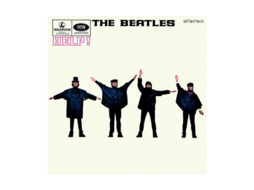 BEATLES - Help! (LP)
