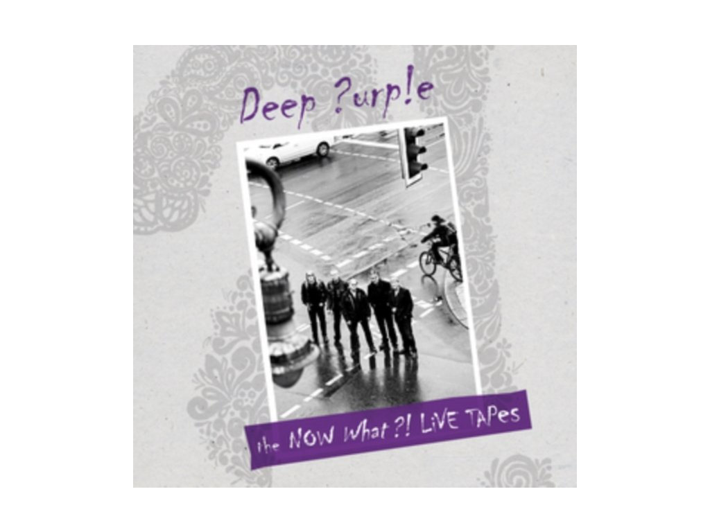 DEEP PURPLE - The Now What Live Tapes (LP)