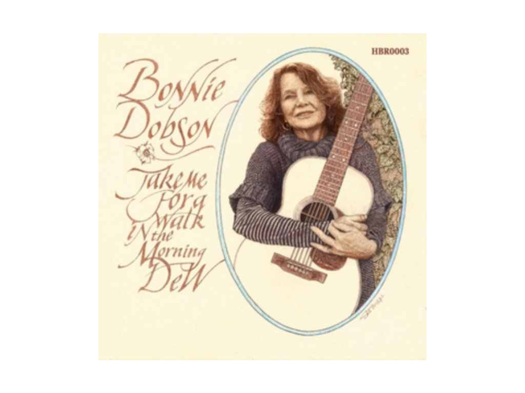 BONNIE DOBSON - Take Me For A Walk In The Morning Dew (LP)