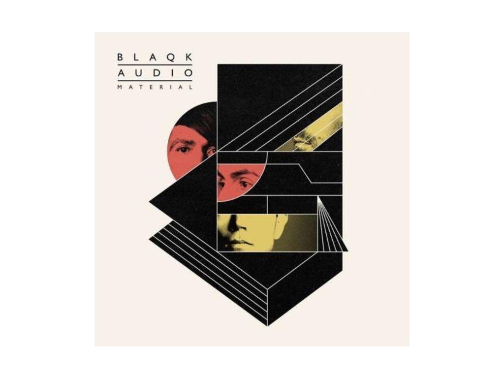 BLAQK AUDIO - Material (LP)