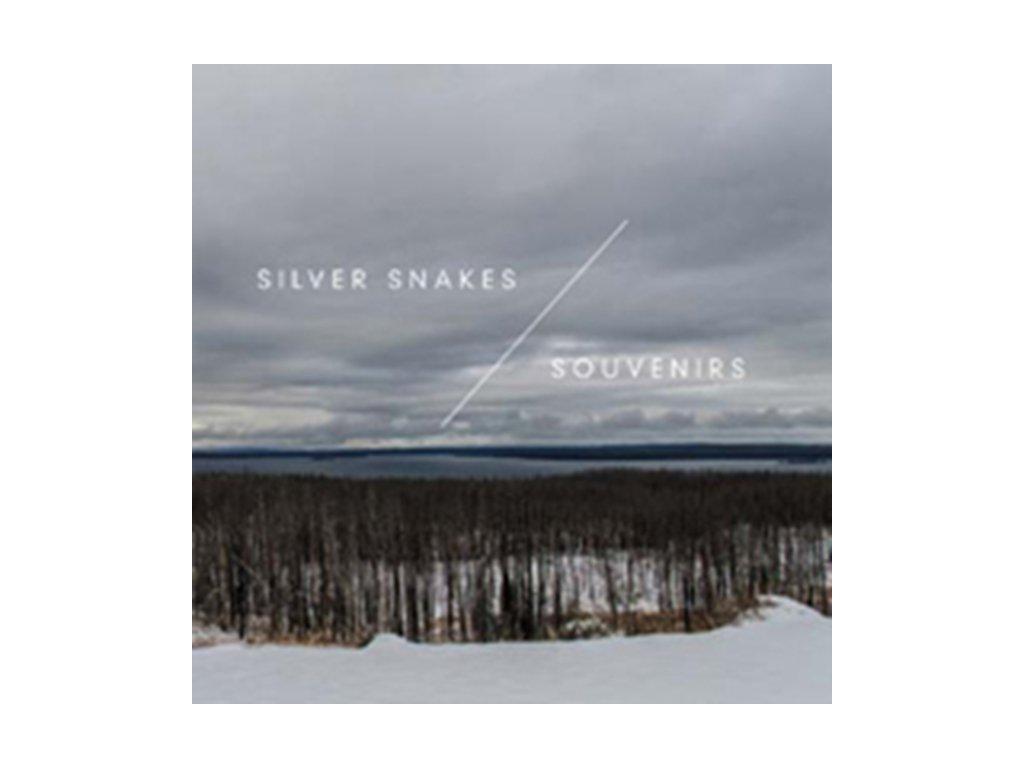 """SILVER SNAKES / SOUVENIRS - Winter Songs (7"""" Vinyl)"""