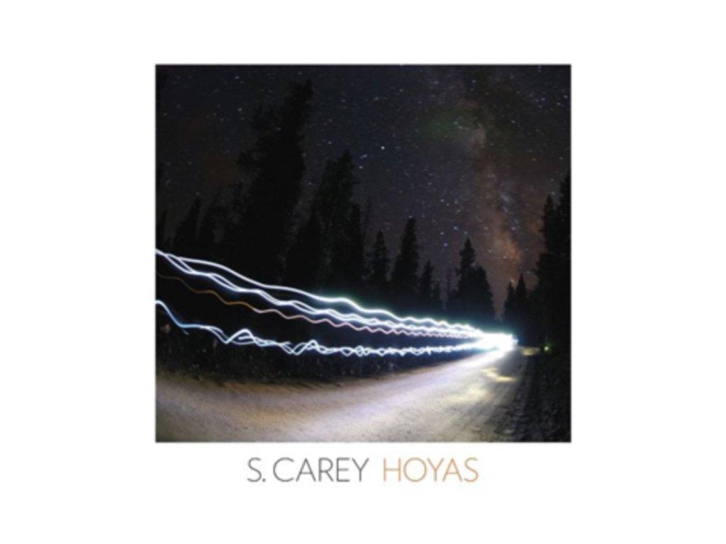 "S CAREY - Hoyas (12"" Vinyl)"