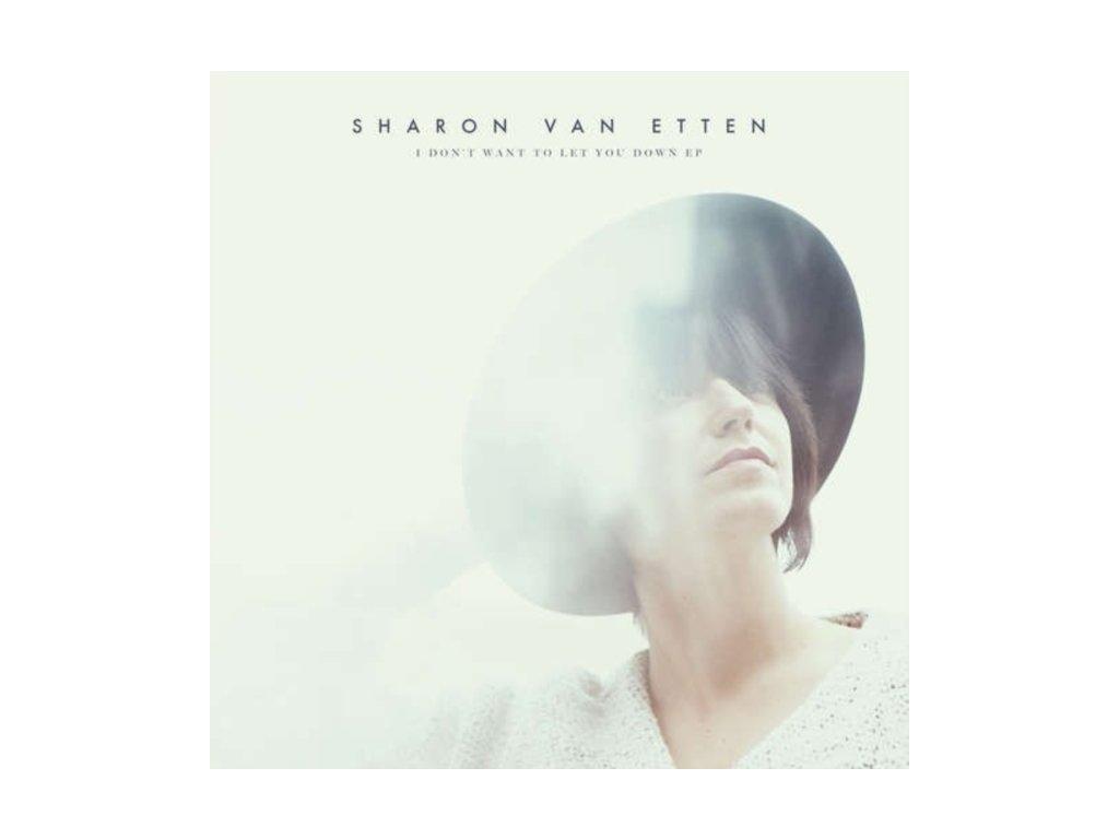 "SHARON VAN ETTEN - I DonT Want To Let You Down - Ep (12"" Vinyl)"