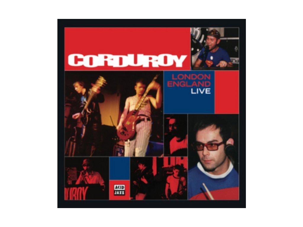 CORDUROY - London England (Live) (LP)