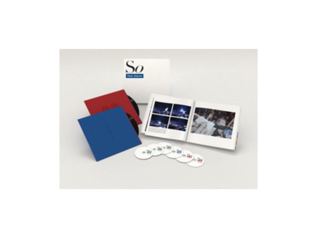 PETER GABRIEL - So (LP Box Set)
