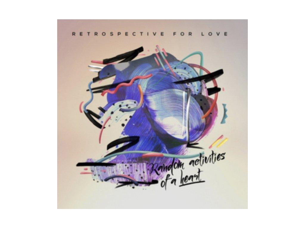 RETROSPECTIVE FOR LOVE - Random Activities Of A Heart (LP)