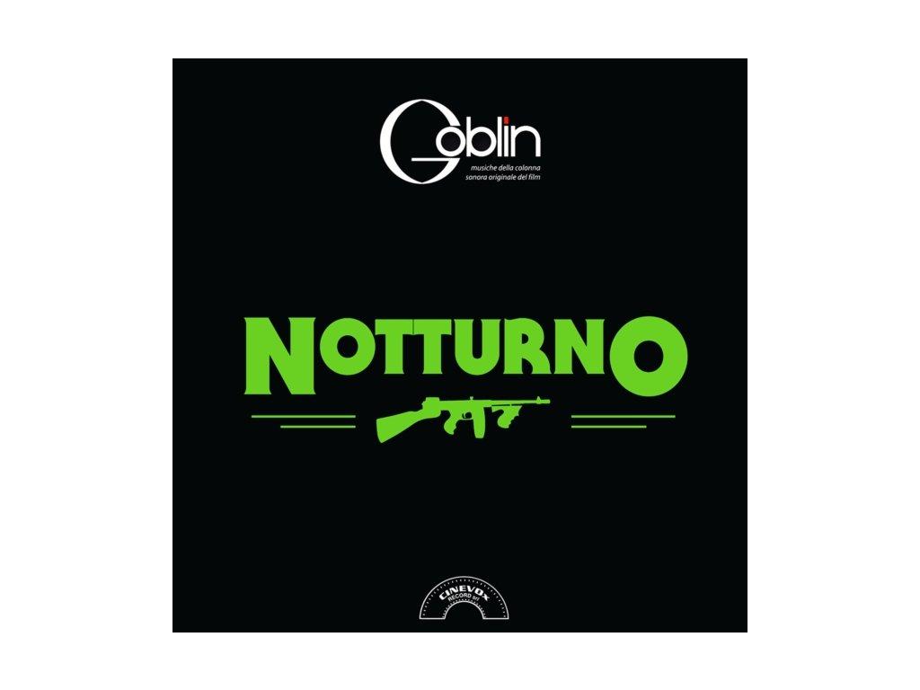 GOBLIN - Notturno (LP)