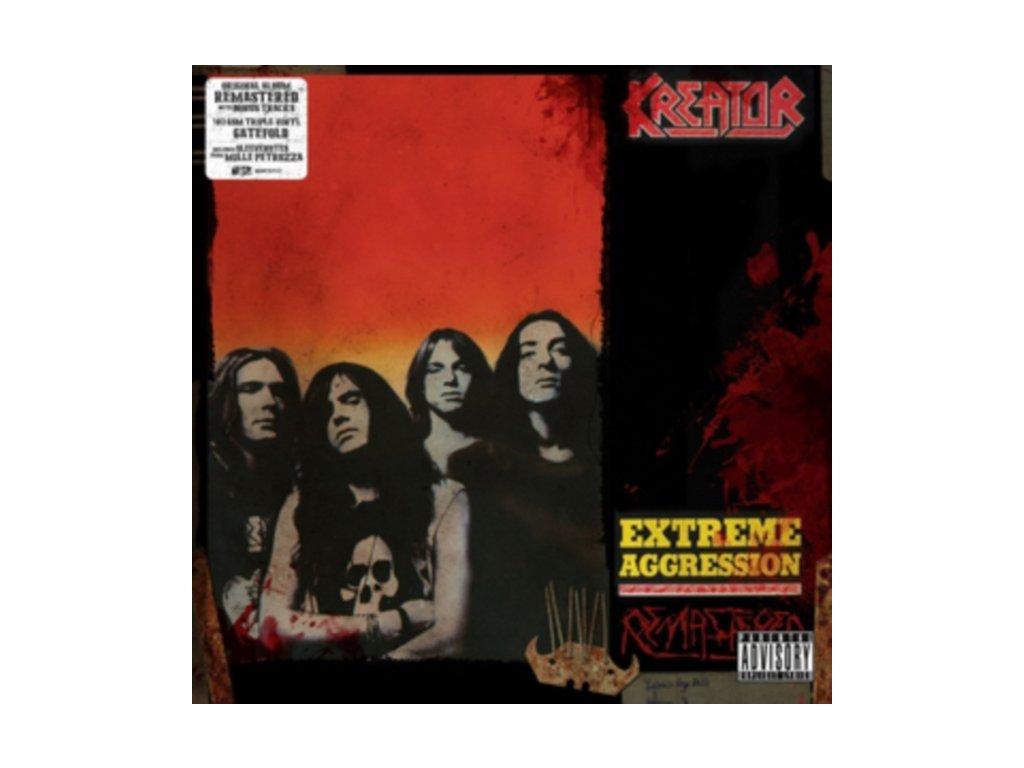 KREATOR - Extreme Agression (LP)