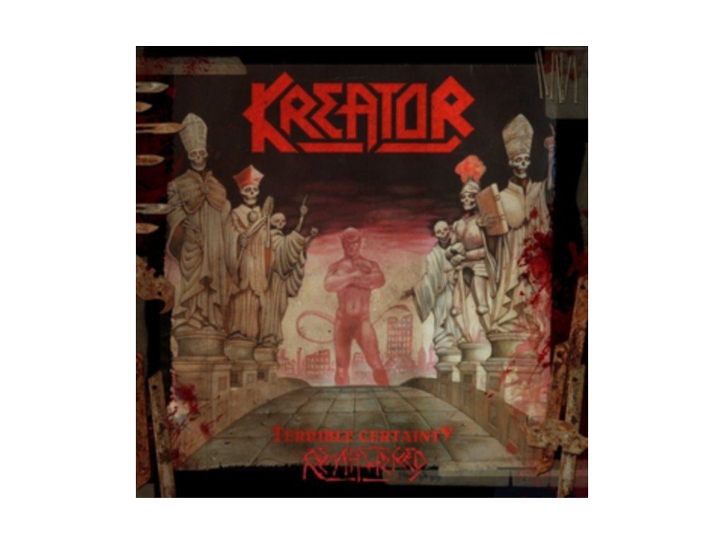 KREATOR - Terrible Certainty (LP)