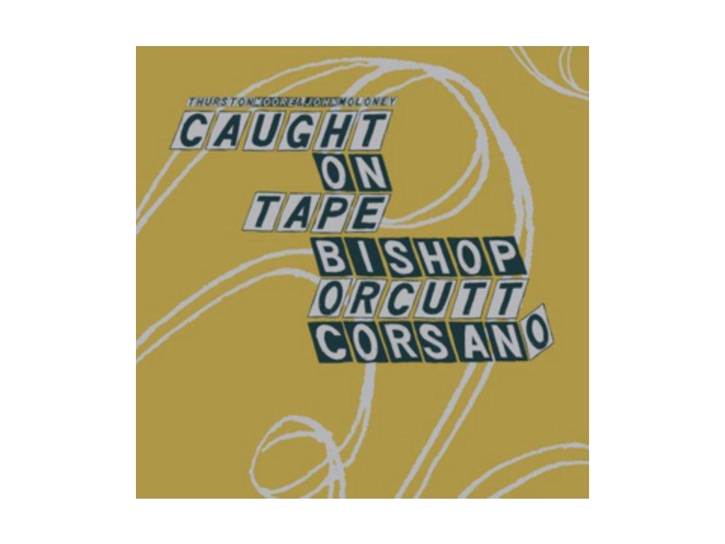 THURSTON MOORE & JOHN MOLONEY / BISHOP - ORCUTT - CORSANO - Parallelogram A La Carte (LP)