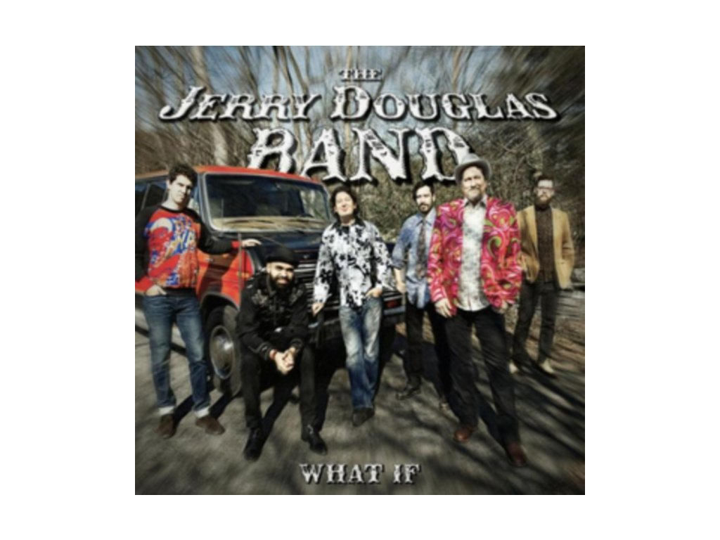 JERRY DOUGLAS BAND - What If (LP)