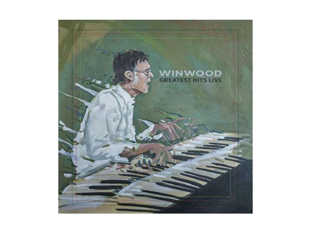 STEVE WINWOOD - Winwood Greatest Hits Live (LP)