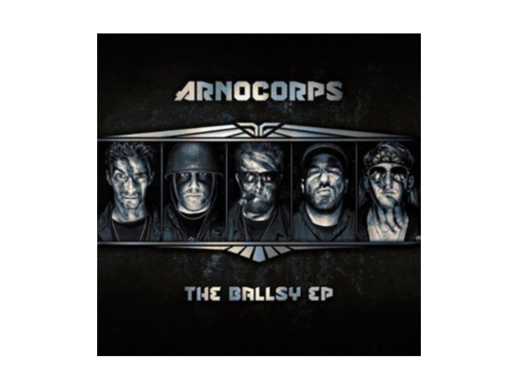 ARNOCORPS - The Ballsy (LP)
