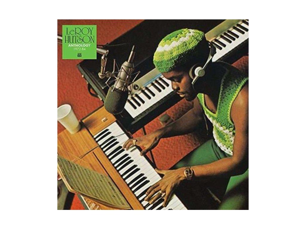 LEROY HUTSON - Anthology 1972-1984 (LP)