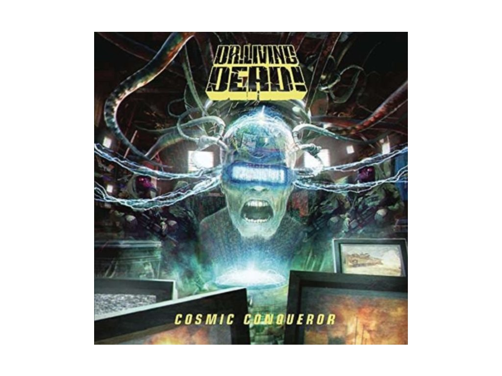DR LIVING DEAD - Cosmic Conqueror (LP)