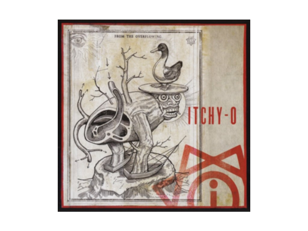 ITCHY-O - From The Overflowing (LP)