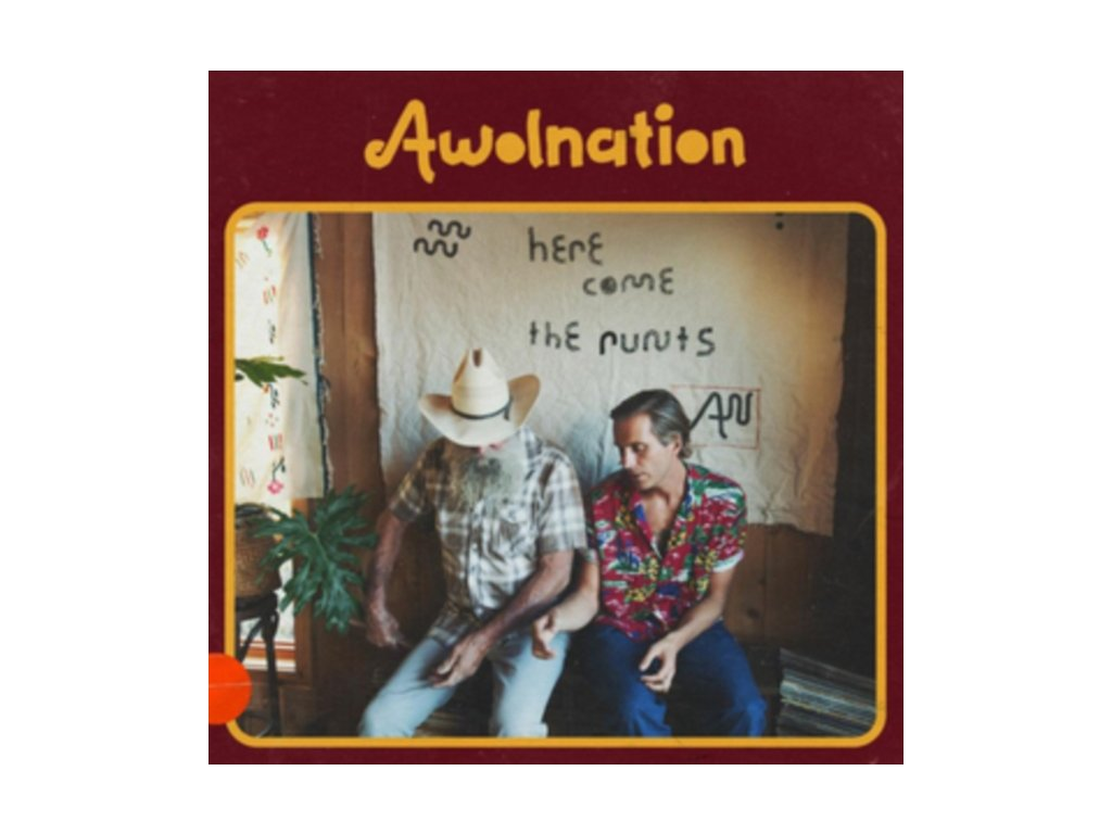 AWOLNATION - Here Come The Runts (LP)