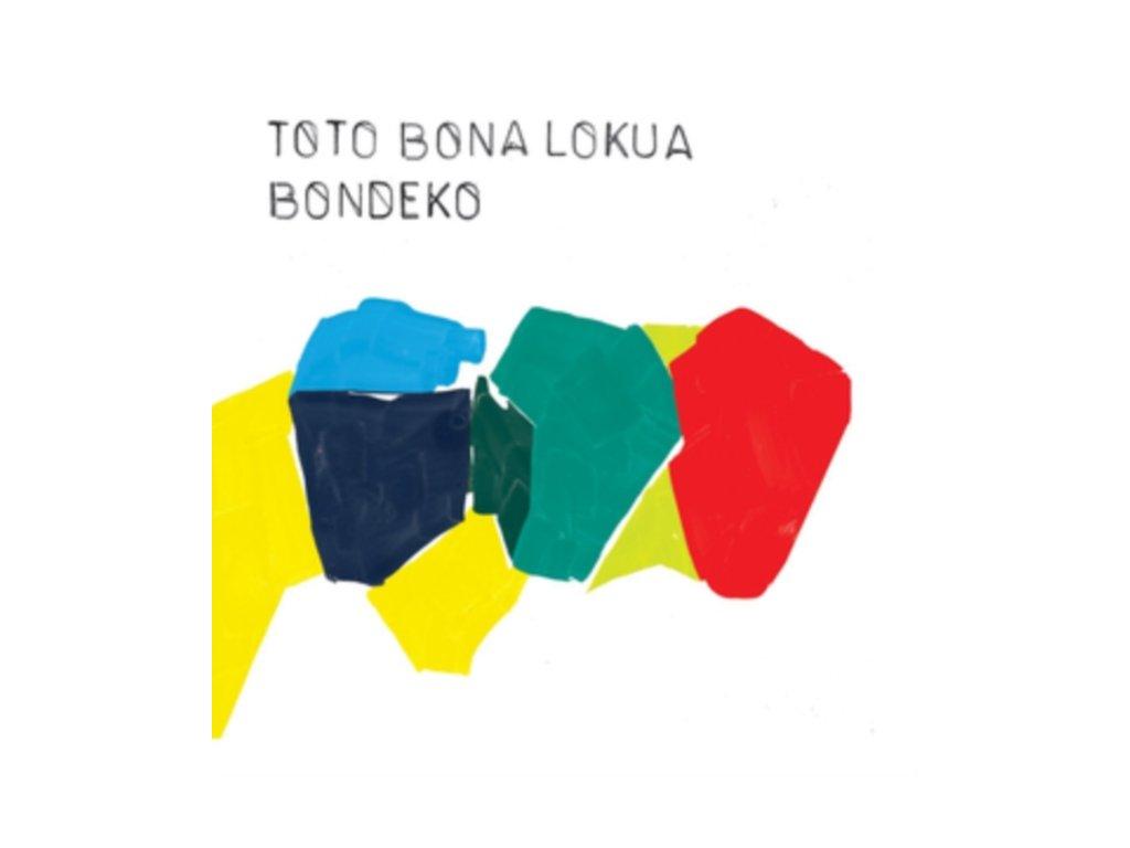 TOTO BONA LOKUA - Bondeko (LP)