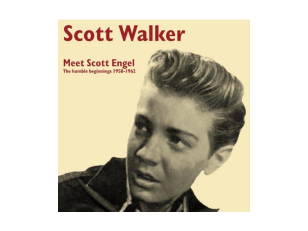 SCOTT WALKER - Meet Scott Engel: The Humble Beginnings (LP)