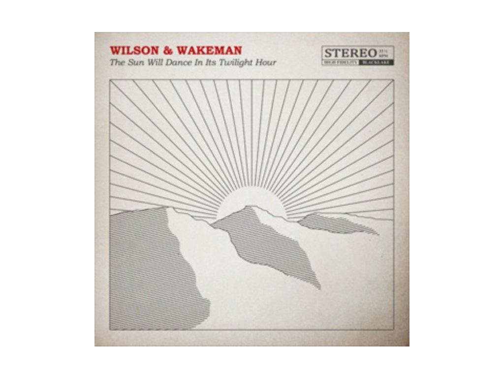 DAMIEN WILSON & ADAM WAKEMAN - The Sun Will Dance In Its Twilight Hour (LP)