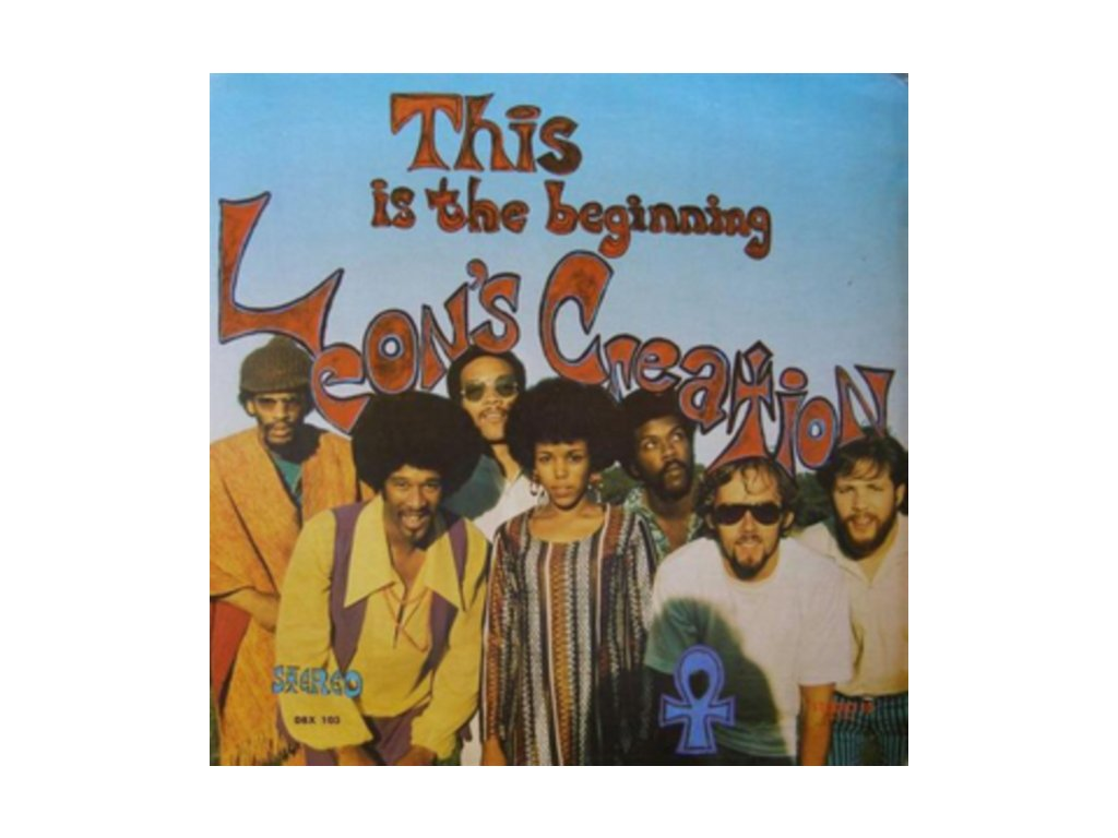 LEONS CREATION - This Is The Beginning (LP)