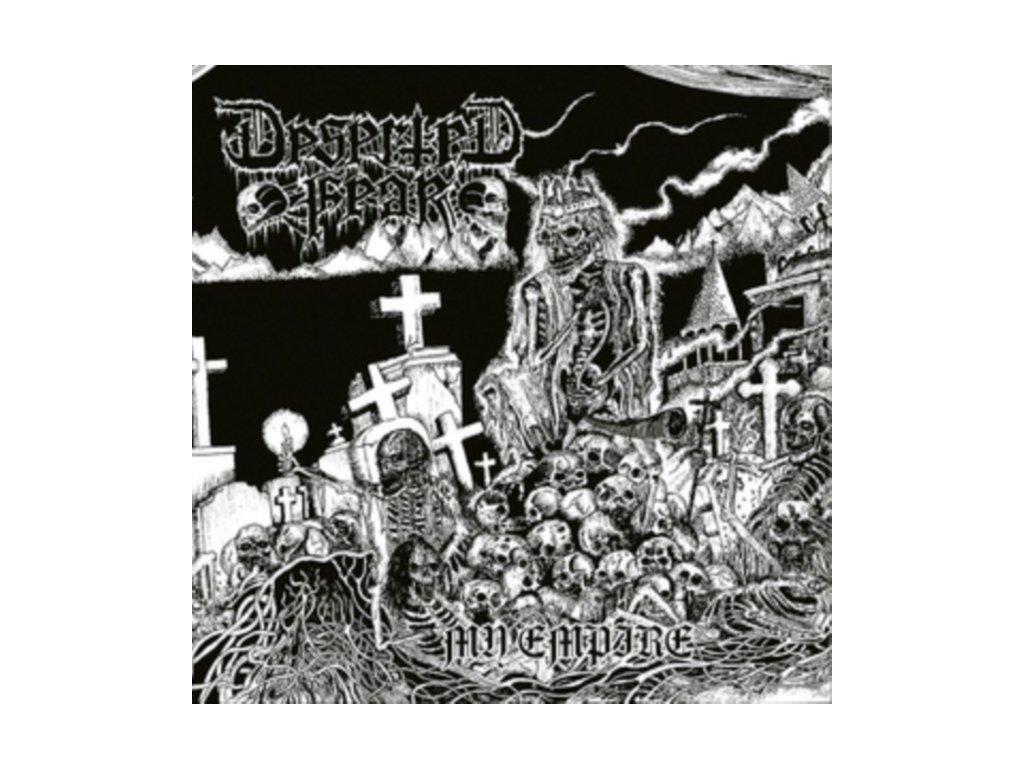 DESERTED FEAR - My Empire (LP)