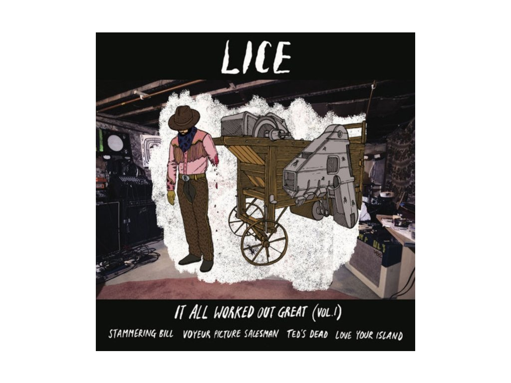 LICE - It All Worked Out Great (LP)