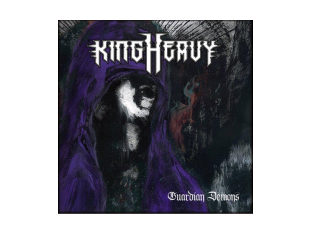 KING HEAVY - Guardian Demons (LP)