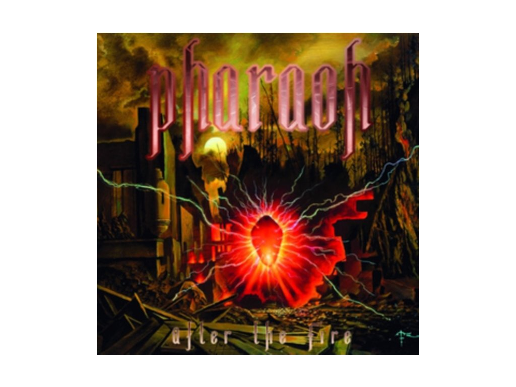 PHAROAH - After The Fire (LP)