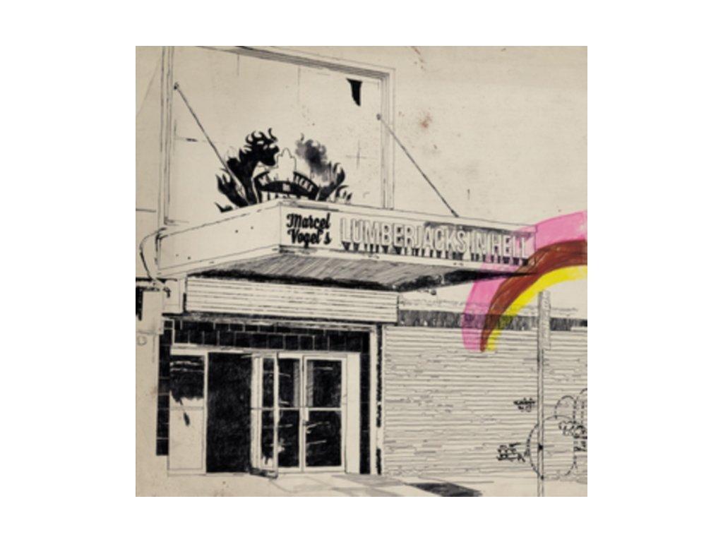 MARCEL VOGEL - The Sound Of Lumberjacks In Hell (LP)