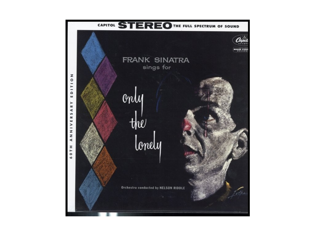 FRANK SINATRA - Only The Lonely (60th Anniversary Edition) (LP)