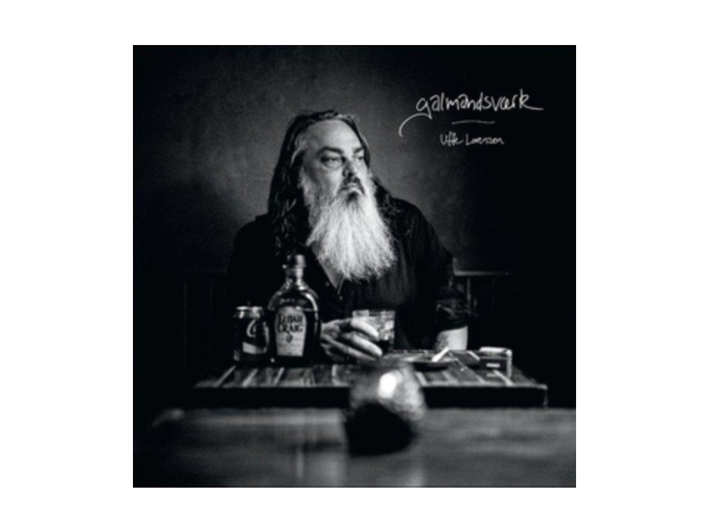 UFFE LORENZEN - GalmandsvRk (Green Vinyl) (LP)