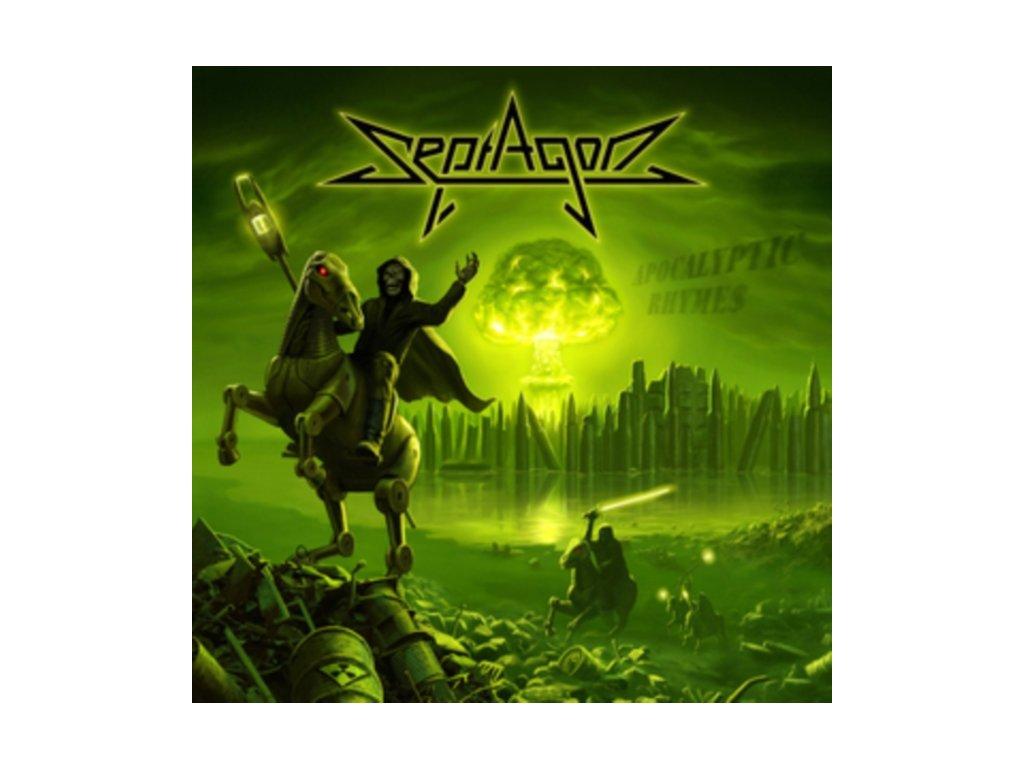 SEPTAGON - Apocalyptic Rhymes (LP)