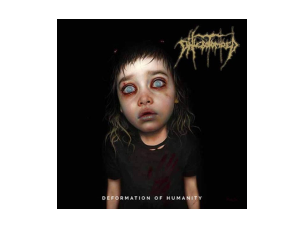 PHLEBOTOMIZED - Deformation Of Humanity (LP)
