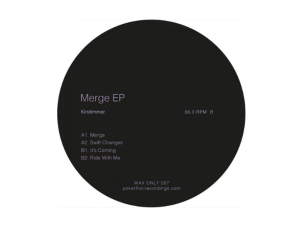 "KINDIMMER - Merge EP (12"" Vinyl)"