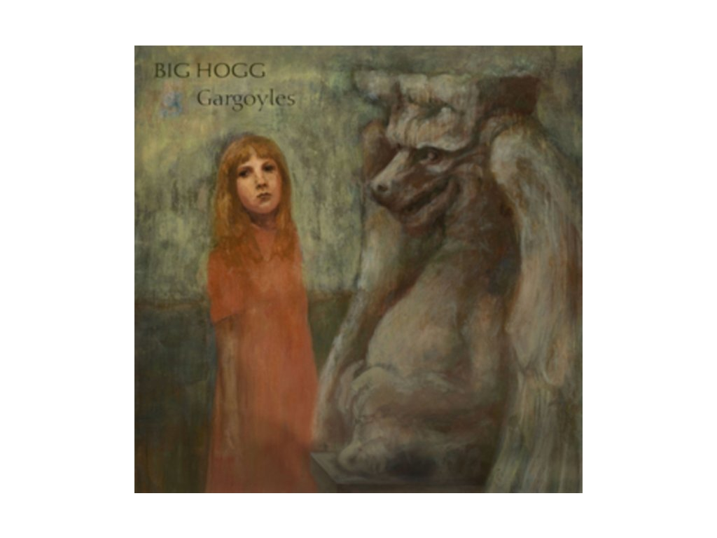 BIG HOGG - Gargoyles (LP)