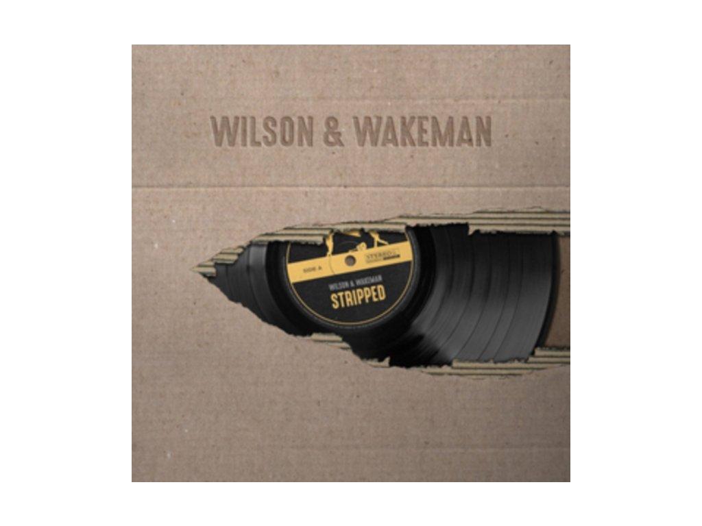 DAMIAN WILSON & ADAM WAKEMAN - Stripped (LP)