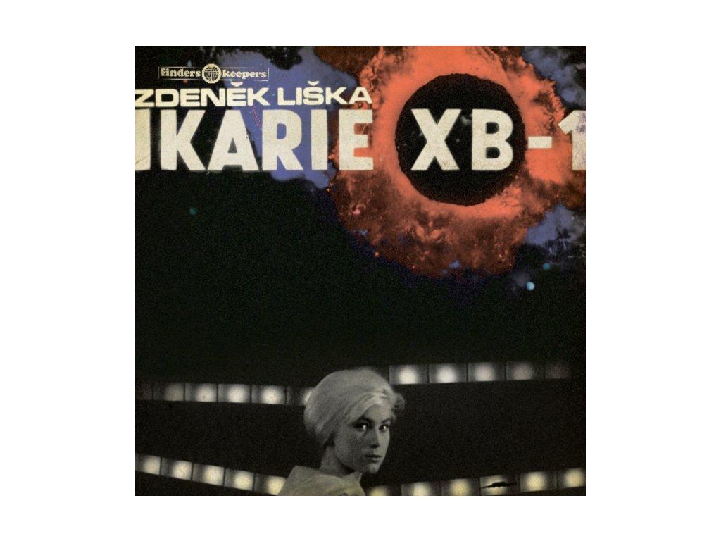 ZDENEK LISKA - Ikarie Xb-1 (LP)