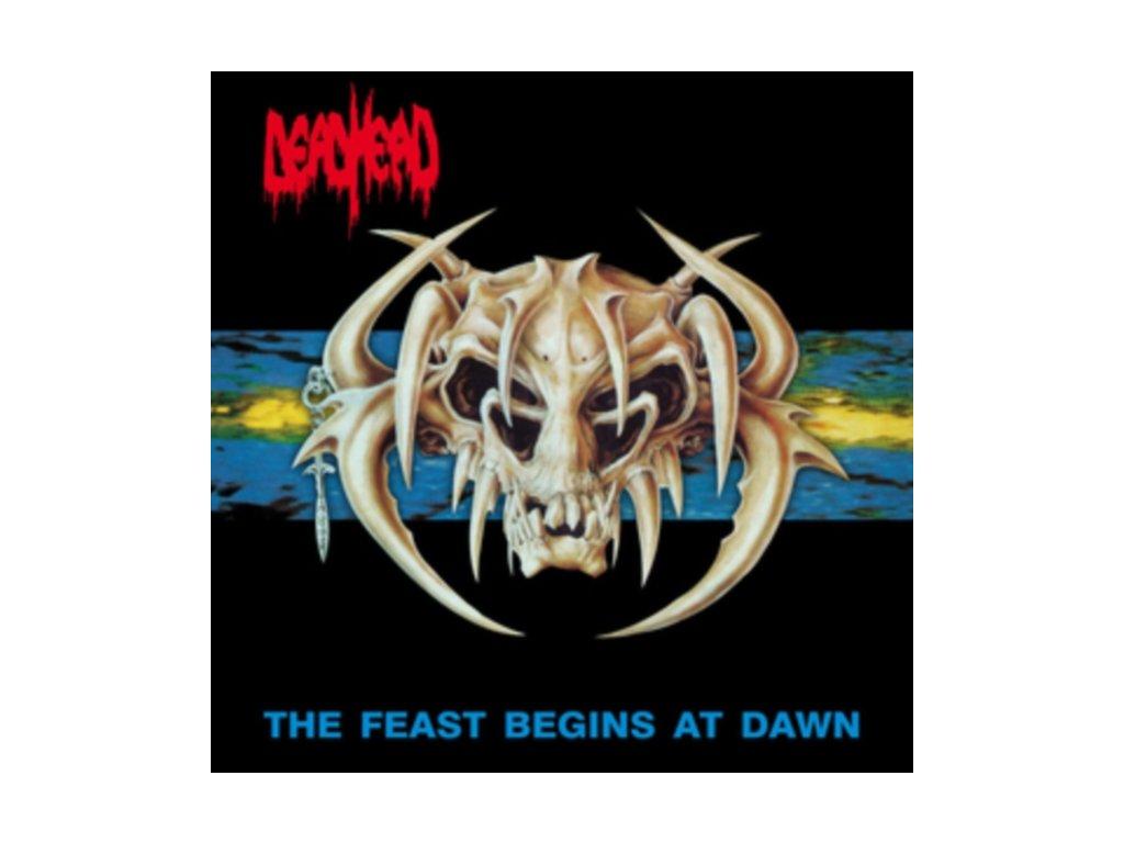 DEAD HEAD - The Feast Begins At Dawn (LP)