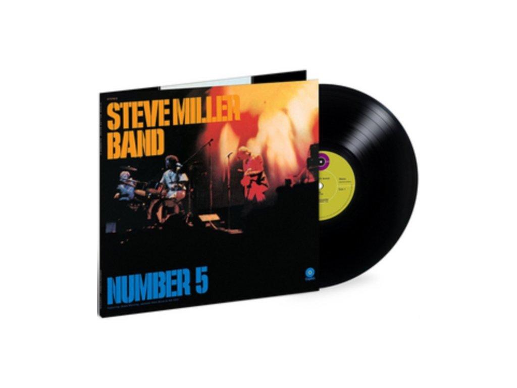 STEVE MILLER BAND - Number 5 (LP)