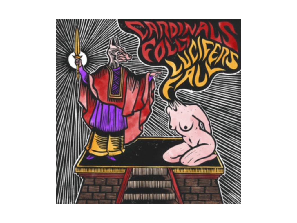 CARDINALS FOLLY / LUCIFERS FALL - Cardinals Folly / Lucifers Fall (LP)
