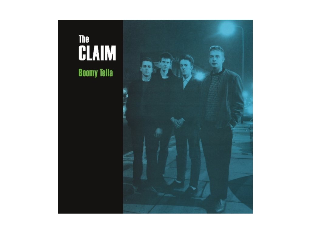 CLAIM - Boomy Tella (LP)