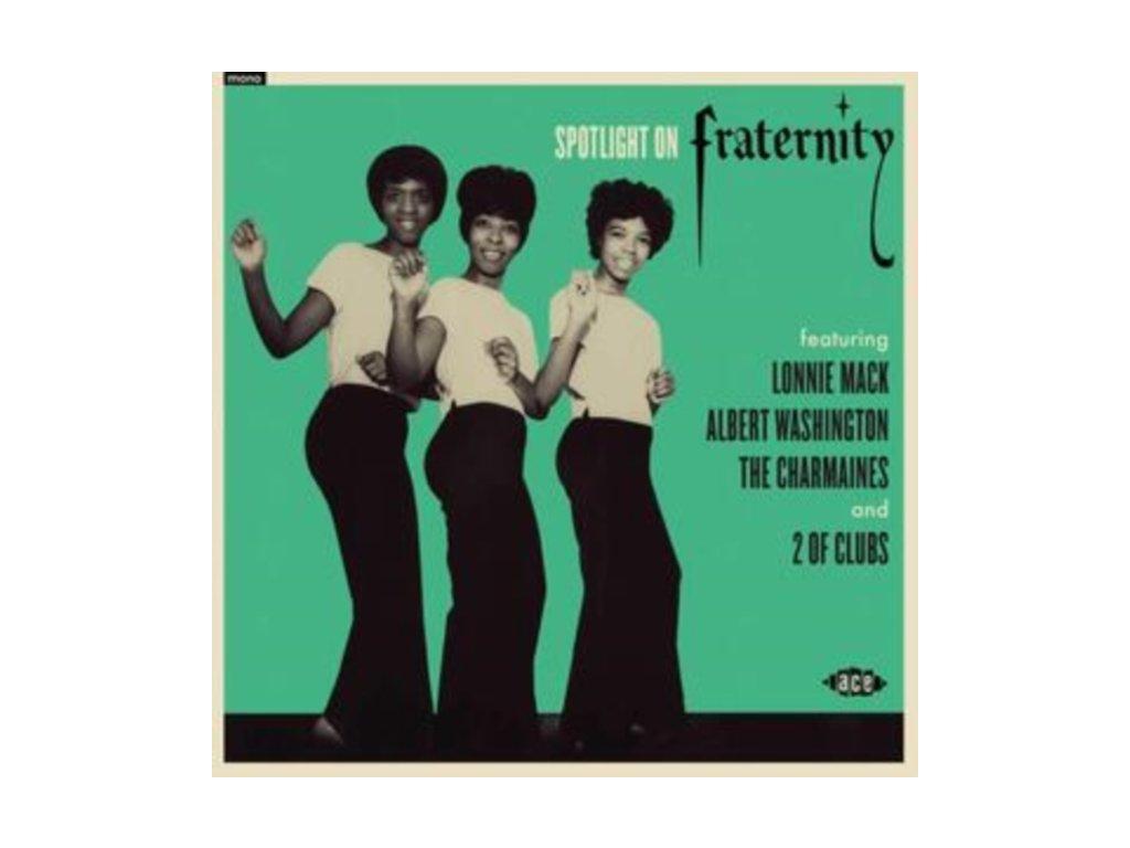 """VARIOUS ARTISTS - Spotlight On Fraternity (7"""" Vinyl)"""