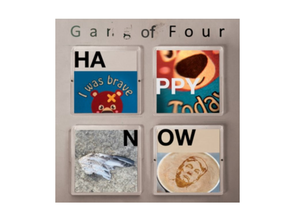 GANG OF FOUR - Happy Now (LP)