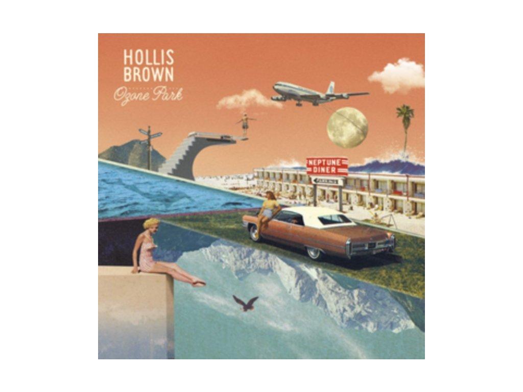 HOLLIS BROWN - Ozone Park (LP)