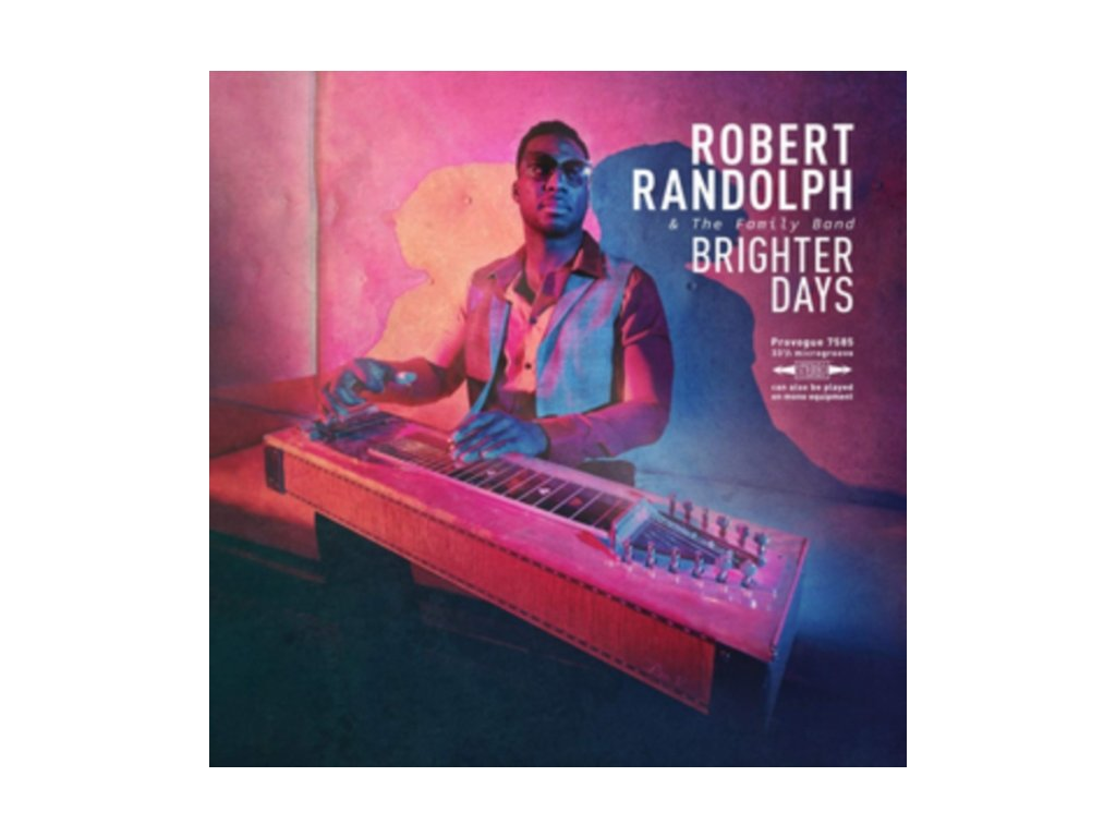 ROBERT RANDOLPH & THE FAMILY BAND - Brighter Days (LP)