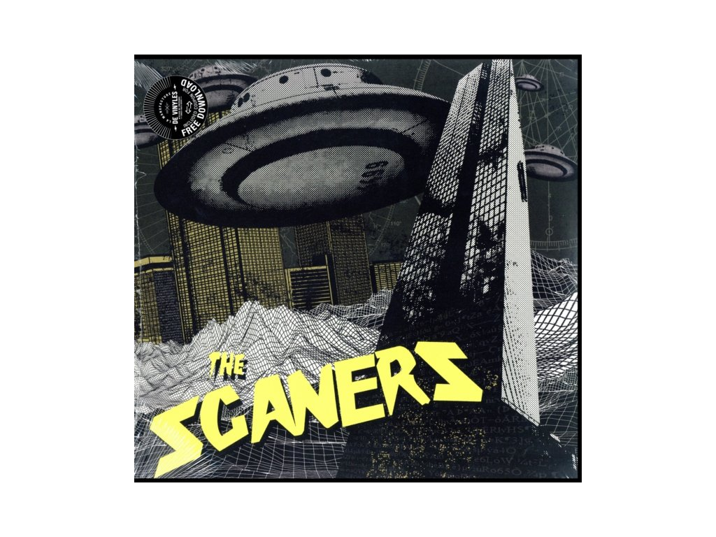 SCANERS - The Scaners II (LP)