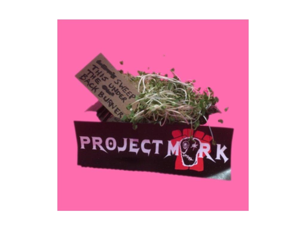 "PROJECT MORK - Sweep This Under The Backburner (Green Vinyl) (10"" Vinyl)"